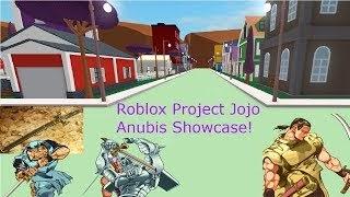 Roblox Project Jojo Osiris | Bux gg Roblox 2019