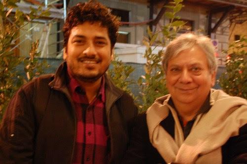 River to River festival 2010, Rizwan Siddiqui and Vijay Singh