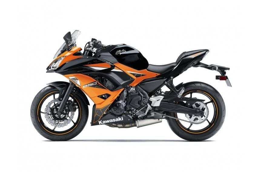 2019 Kawasaki Ninja 650 Abs Se