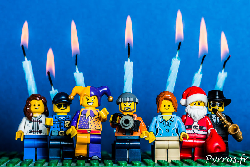 Joyeux Anniversaire Lego Anniversaire
