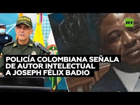 COLOMBIA: Dicen autor intelectual de magnicidio del presidente de Haiti  es un exfuncionario judicial.