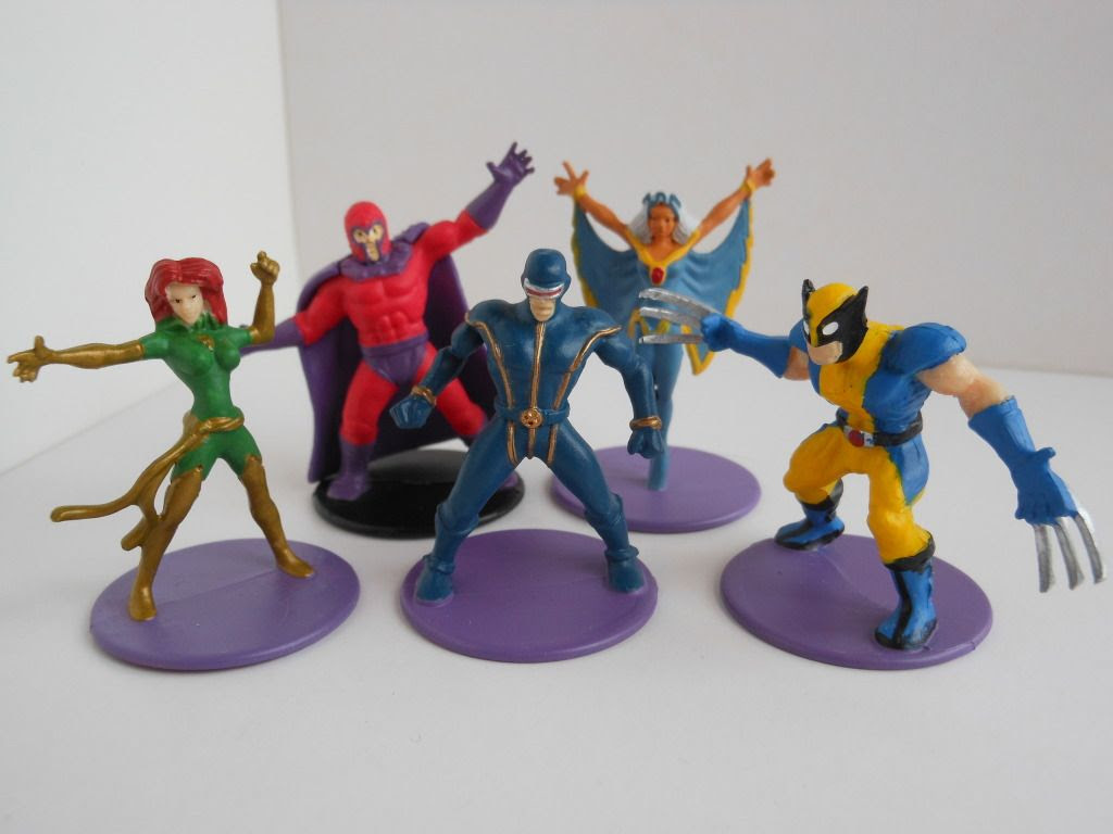 Marvel Heroes - X-Men