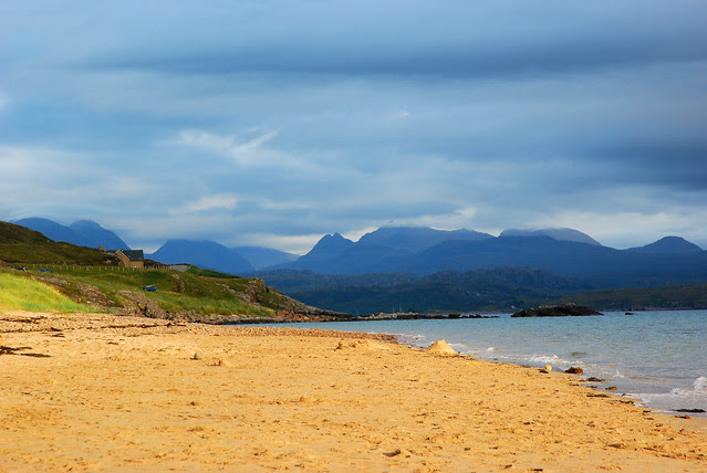 Big Sands, Gairloch