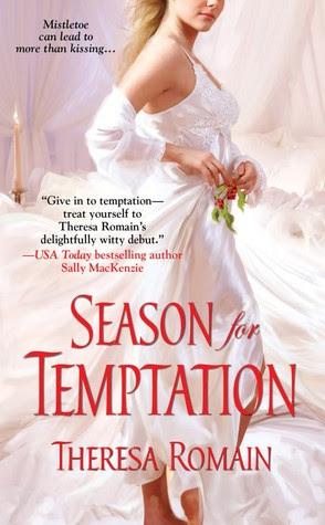 Season for Temptation (Holiday Pleasures, #1)