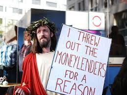Jesus e os cambistas