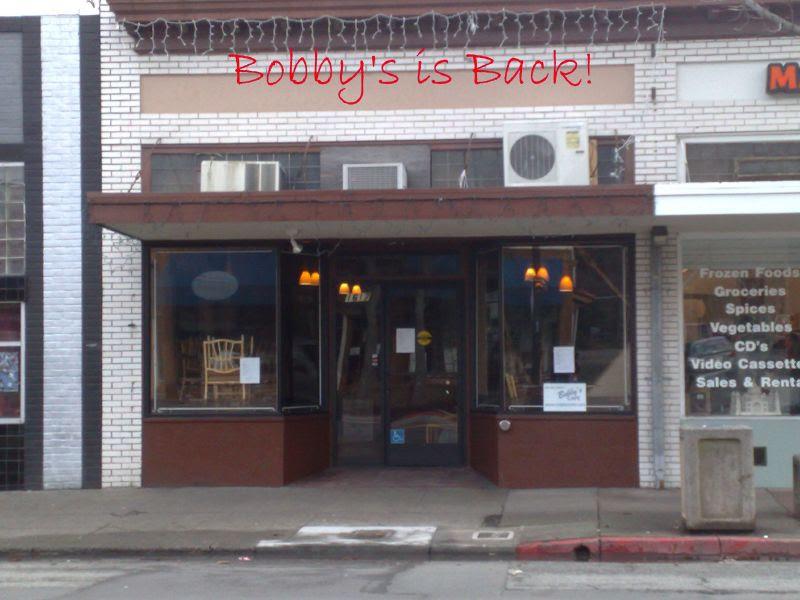 Bobby's Cafe