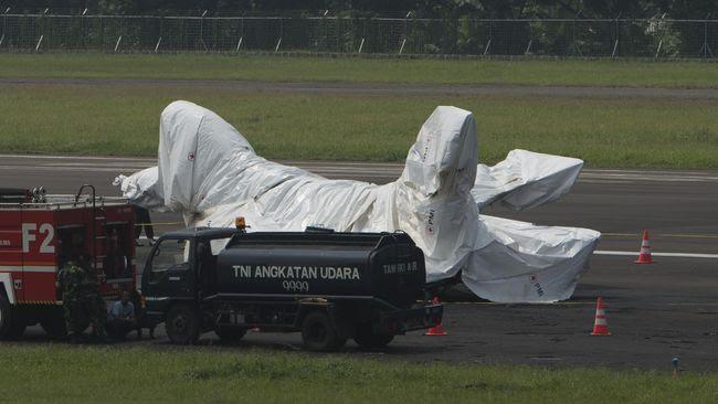Luhut: Tak Semua Investigasi Pesawat Jatuh TNI Bisa Diumumkan