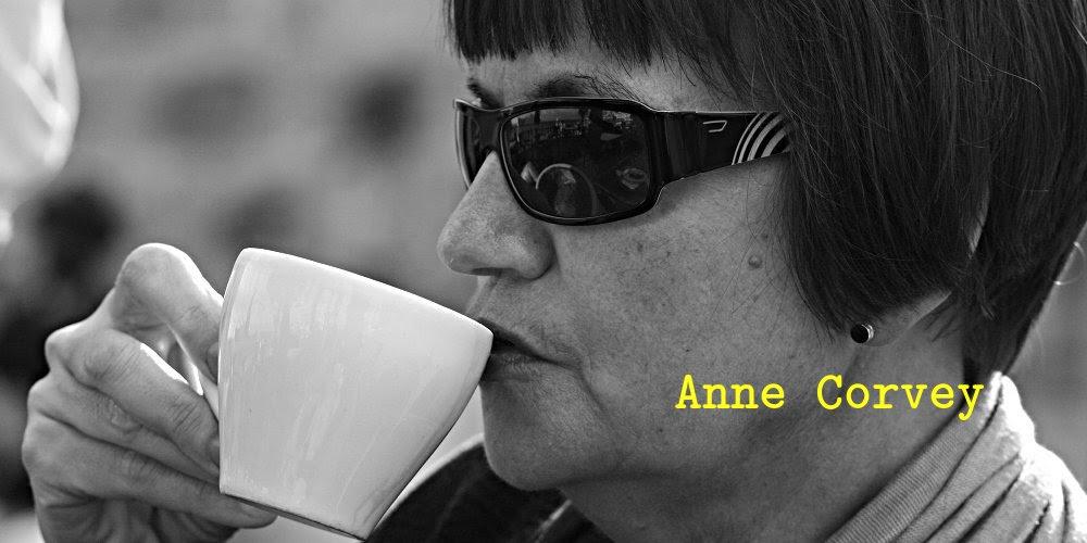 Anne Corvey: Camera Inversa