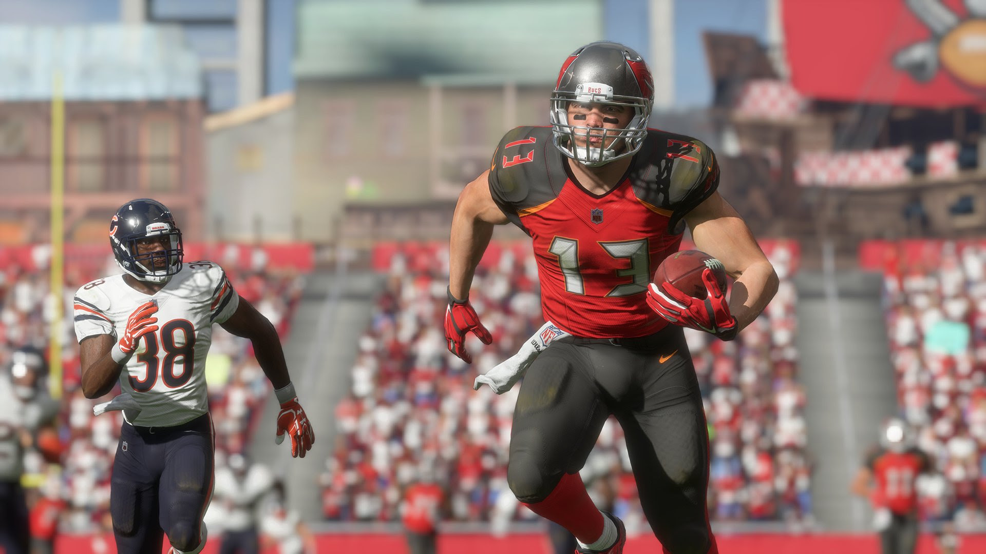 Madden NFL 18 PS4 / PlayStation 4 News, Reviews, Trailer  Screenshots
