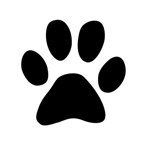 Download Paw Print Vector Icon - Download Free Vector Art, Stock ...