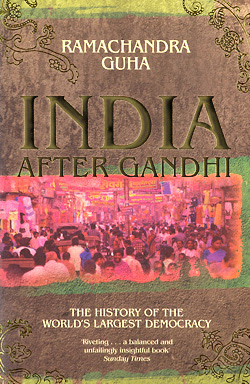India After Gandhi: The History of the World's Largest by Ramachandra Guha Free Pdf Download