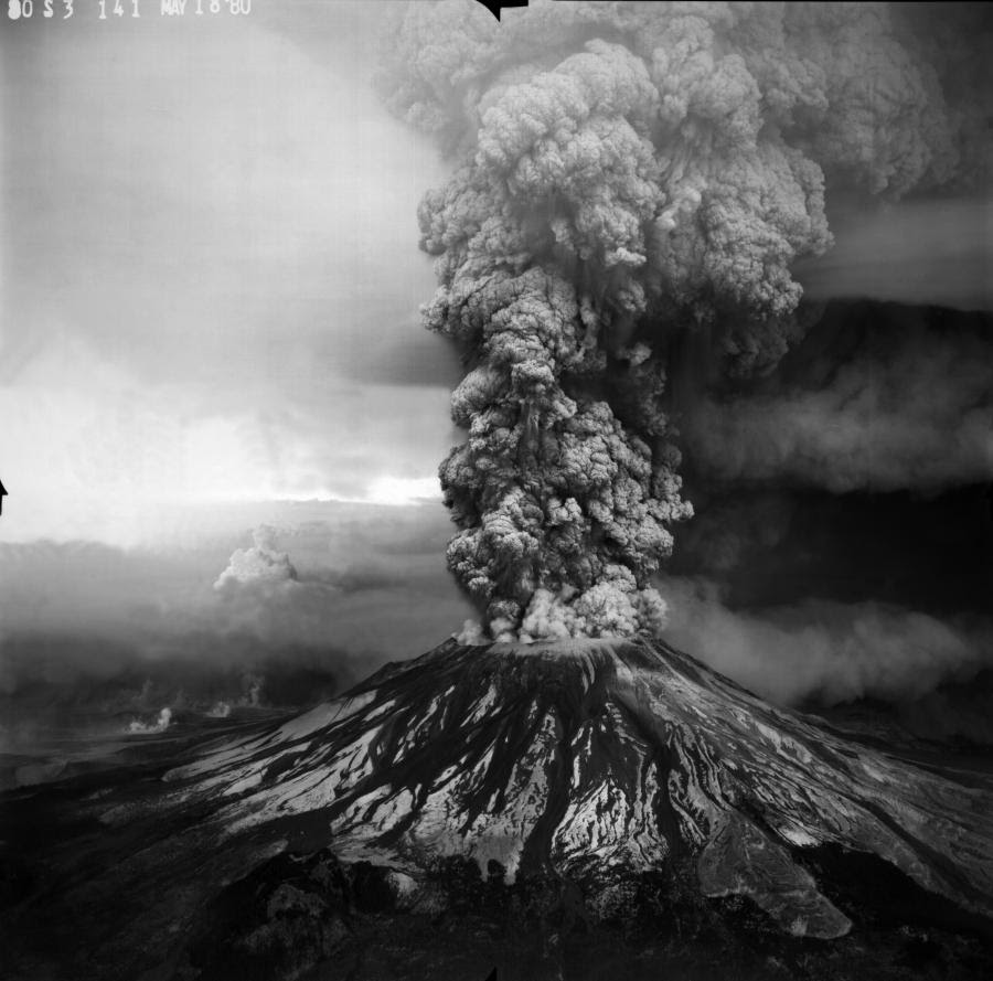 mt st helens earthquake