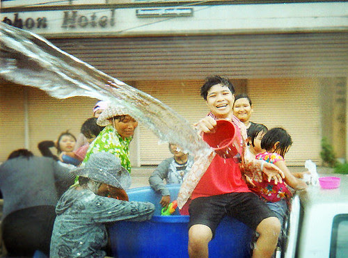 In yer face for Songkran