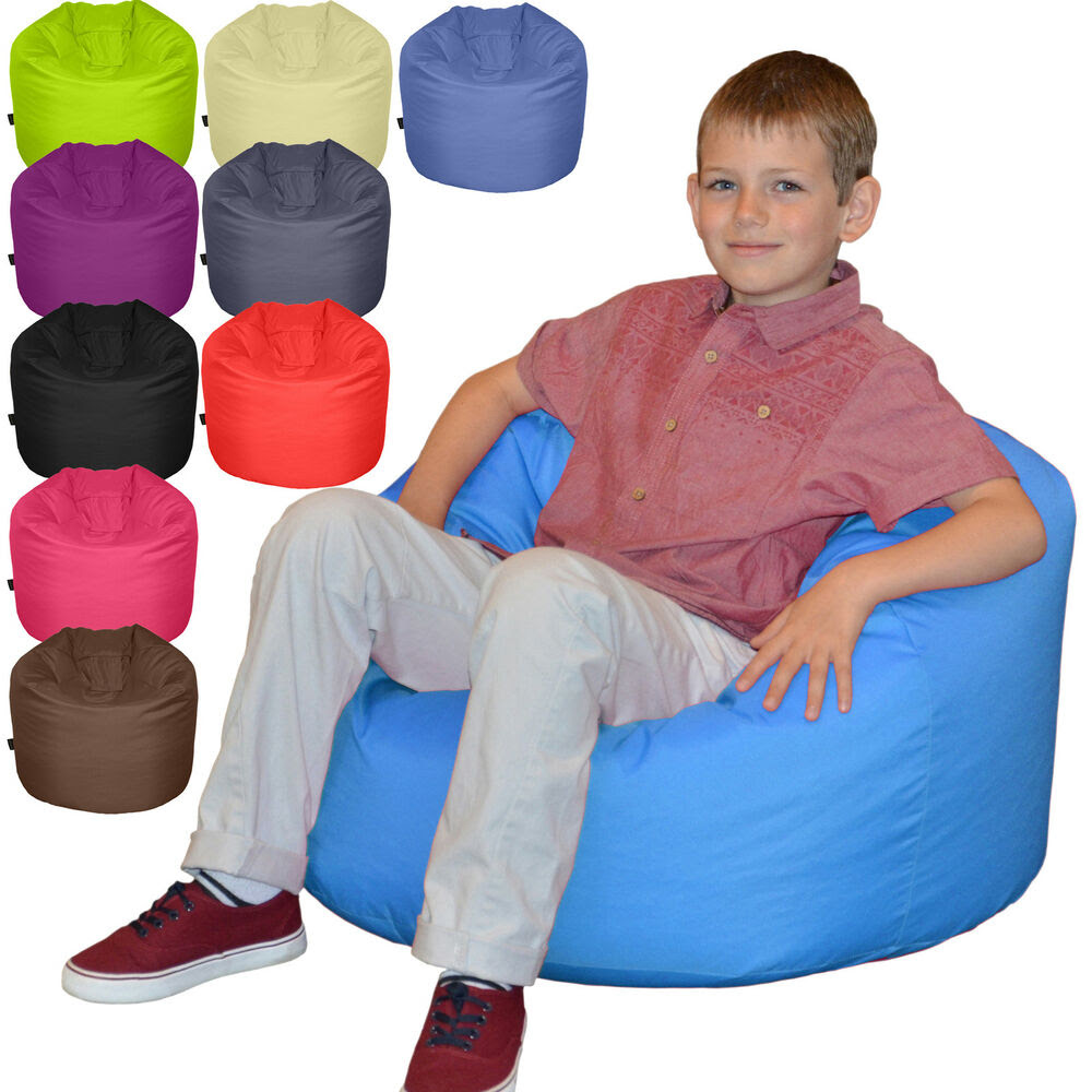 Kids Bean Bag with Beans Children Game Chair Gamer Extra