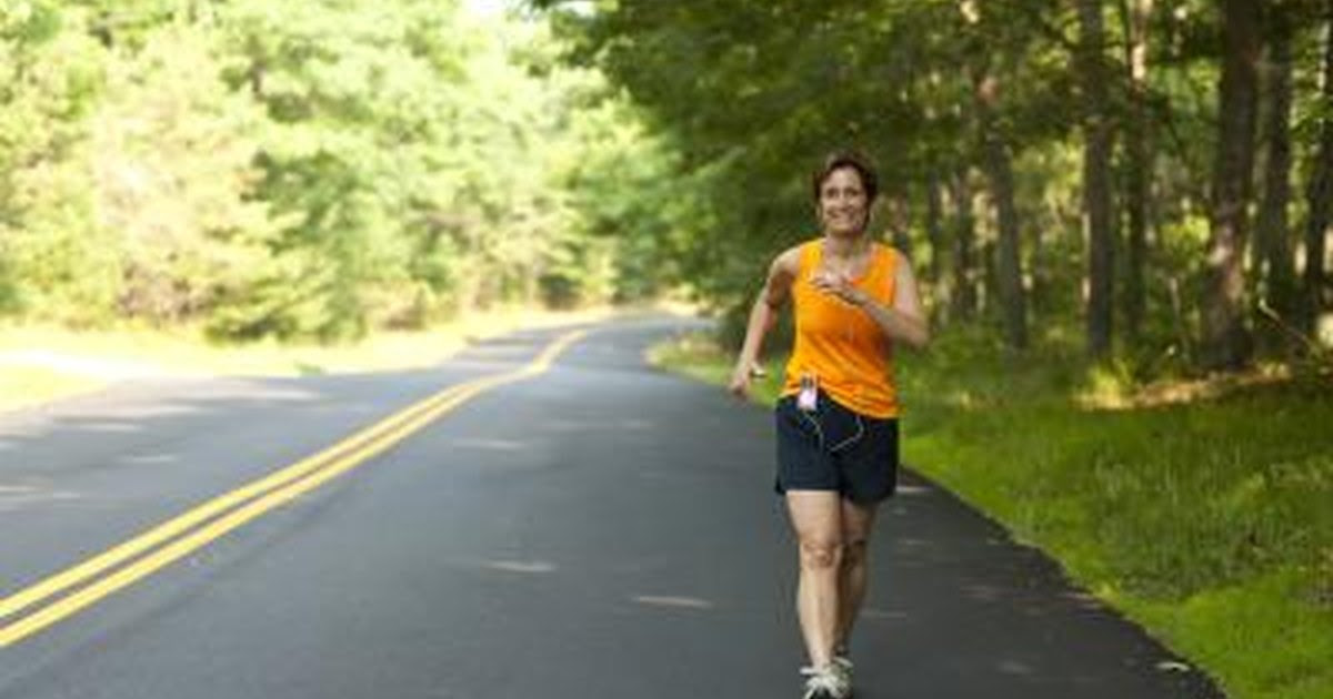 Is Walking a Mile a Day Enough Exercise? | LIVESTRONG.COM