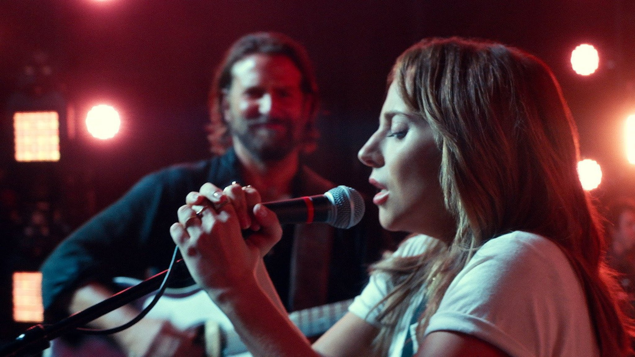 A Star Is Born Bradley Cooper And Lady Gaga In A Born Again