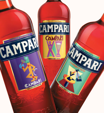 Campari Art Labels by Depero_3labels