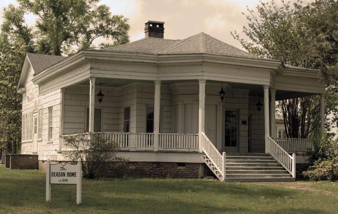 deason house
