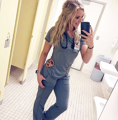 Hot Girls In Scrubs Pictures Exposed (#1 Uncensored)