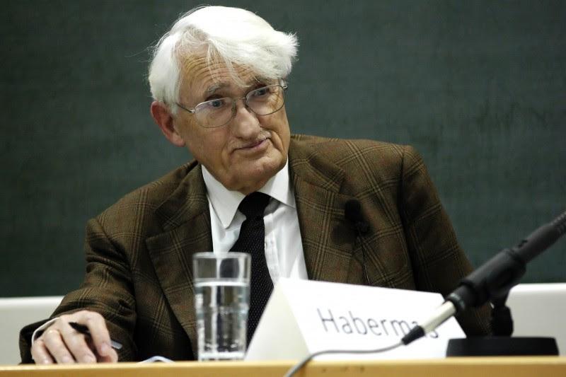 <p>Jürgen Habermas.</p>