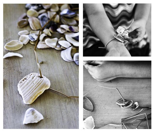 seashell jewelry 1