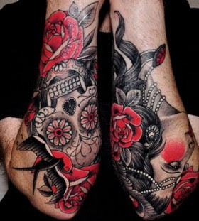 Gorgeous Looking Mens Arm Tattoo Tattoomagz