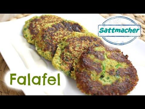 Mitchie's Sattmacher Falafel (Vegetarisch/Vegan) Rezept | Mitchie liebt lecker