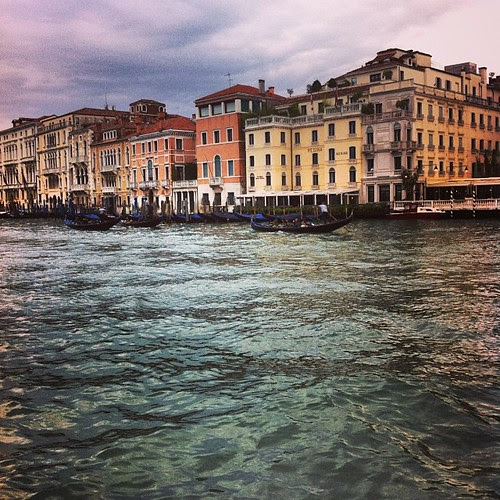 More of Venice while I was on a waterbus
