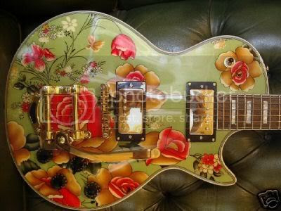 Biscuit Tin Les Paul