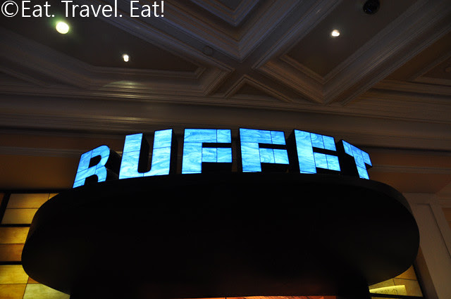 Buffet Sign