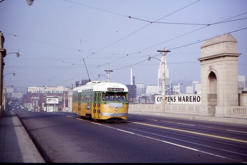 First Street Bridge Over Los Angeles River EB by Metro Transportation Library and Archive