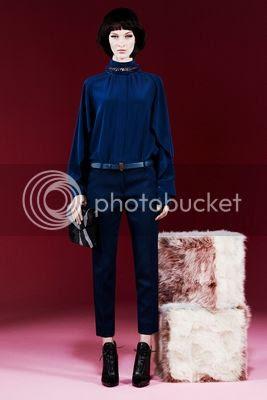 Fendi prefall 2013 collection