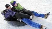 Over the hills: Taking a look at Carroll's best sledding spots