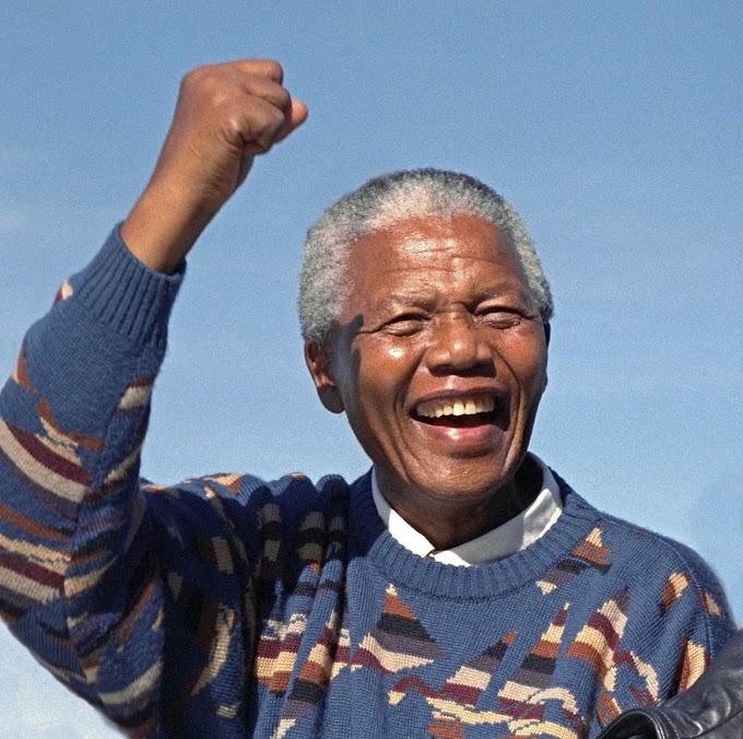 NELSON MANDELA INTERNATIONAL DAY :  THE REVOLUTIONARY LEADER