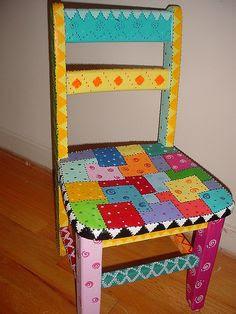 Kids Painted Furniture on Pinterest