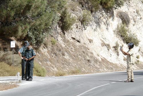 Accidente del helicóptero en La Peza