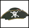 Foamie<br />  Pirate Hat  : Parade Crafts Activities for Children