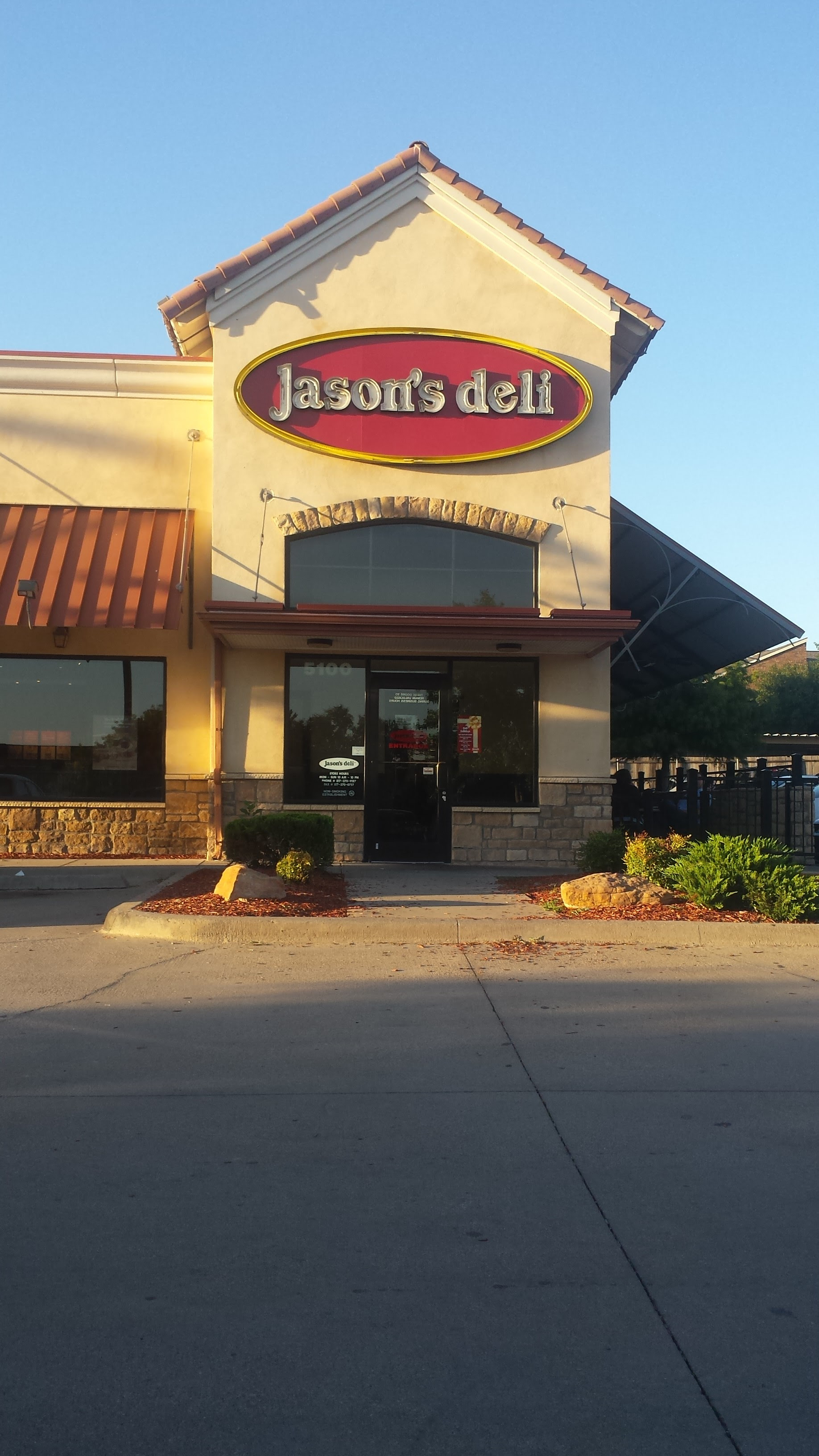 Take A Look At The Gluten Free Menu At Jasons Deli