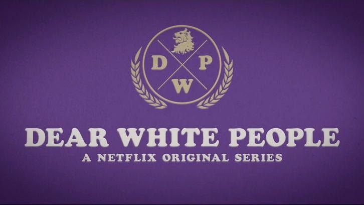 Dear White People - Renewed for a 2nd Season