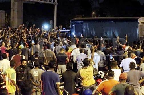 Keluarga Adib tidak setuju polis siasat kembali kematian