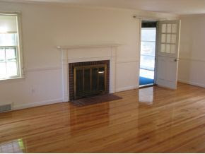 adding sconces on either side of a fireplace? (PICS) (hardwood ...