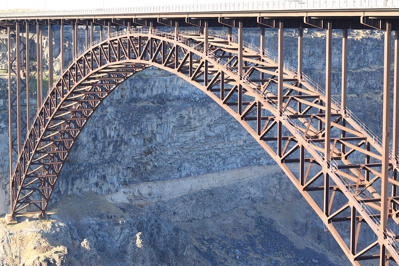 perrine bridge by replicate then deviate