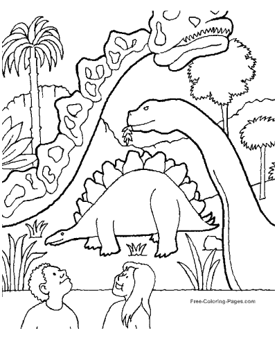 66 Free Coloring Pages Of Dinosaurs For Free