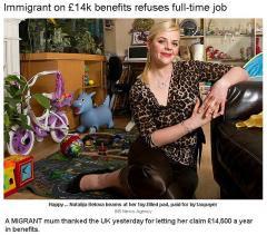 UK Welfare Horror Story