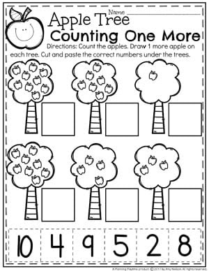 Counting to 100 Activities - Planning Playtime