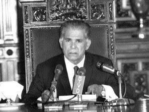 Joaquín Balaguer.