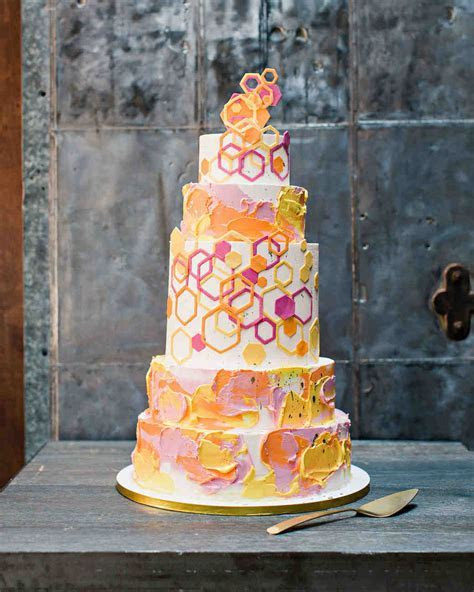 25 New Takes on Traditional Wedding Cake Flavors   Martha