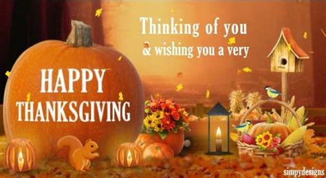 Happy Thanksgiving Cards, Free Happy Thanksgiving Wishes