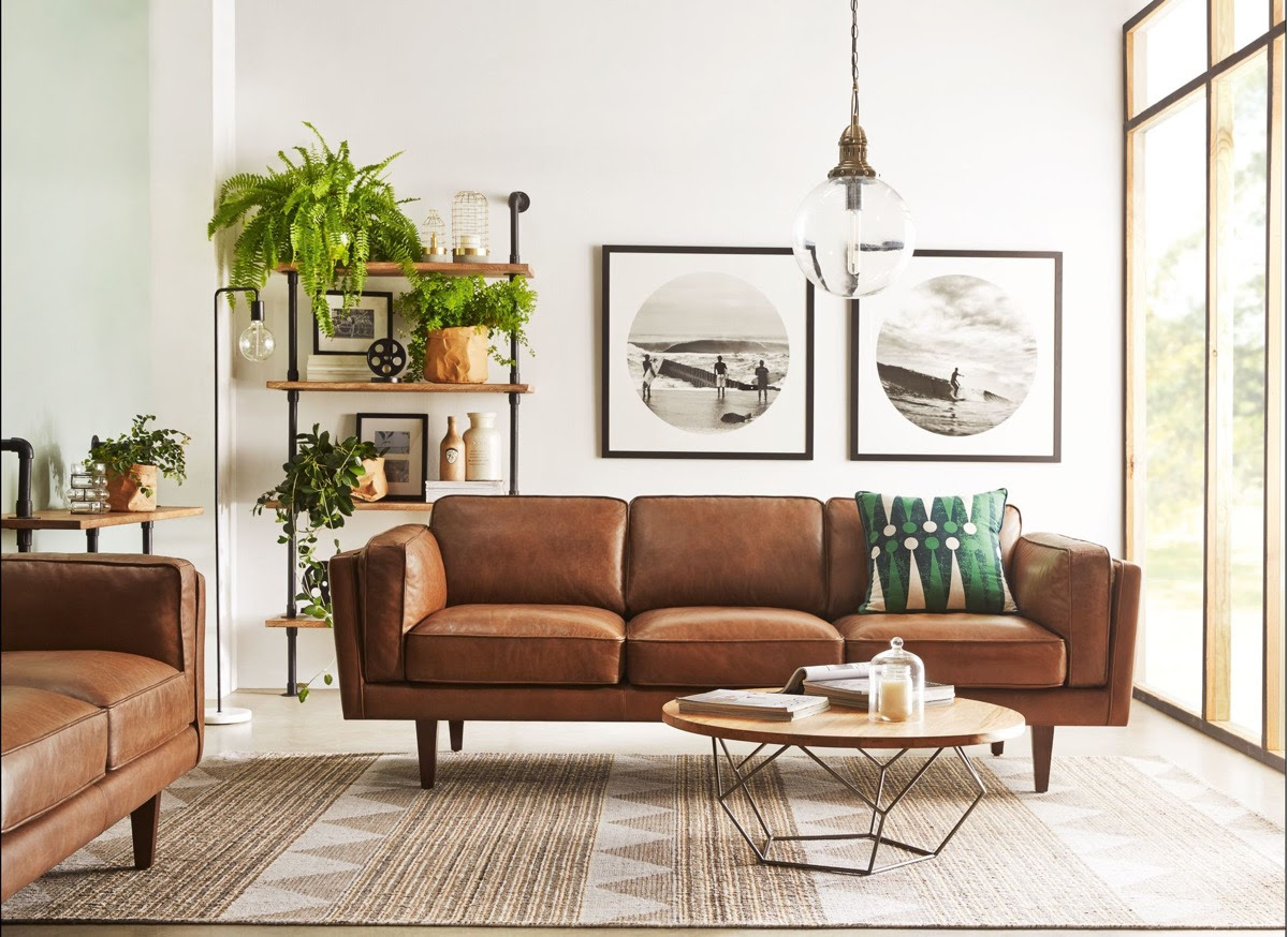 30 Mesmerizing Mid-Century Modern Living Rooms And Their ...