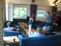 Gaming at Tech Camp 2006